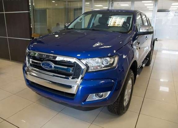 Ford Ranger Xlt 3.2 Automatica 4x4 At 0km 2019 As1