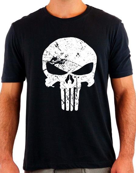 Camisa - Justiceiro Punisher