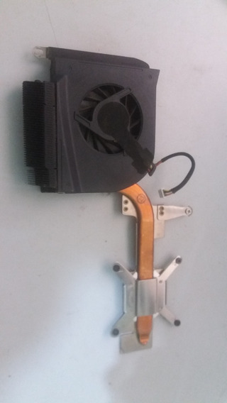 Cooler Com Dissipador / Notebook Hp Dv6232br