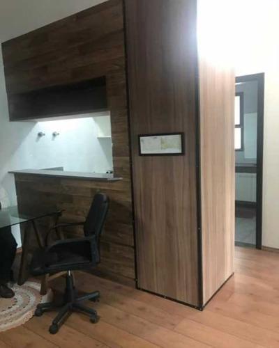 Vende-se Flat Com 54m² No Edifício The Grapes Em Jundiaí-sp, Com 1 Dormitório, 1 Vaga De Garagem, Espaço Amplo, Cozinha, Varanda, Completa Em Armários - Kcfl10007 - 68959601