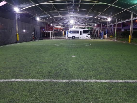 Venta Cancha Fútbol 5 Para Traslado.