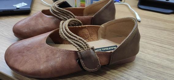 Sapato Feminino New Summer Western Style 35/36 Oferta!!!