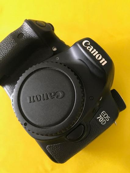 Camera Canon 70d Dslr
