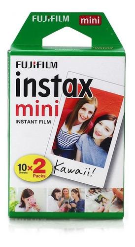 Filme Instantâneo Instax Mini - Fujifilm - 40 Fotos