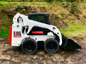 Minicargador Bobcat S185 - Cabina / A.c.