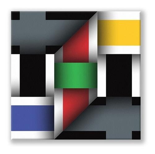 Cuadros Modernos Decorativos Geometricos, Arte Omar Rayo