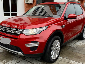 Land Rover Discovery Sport 2.0 Si4 Hse Luxury 5p