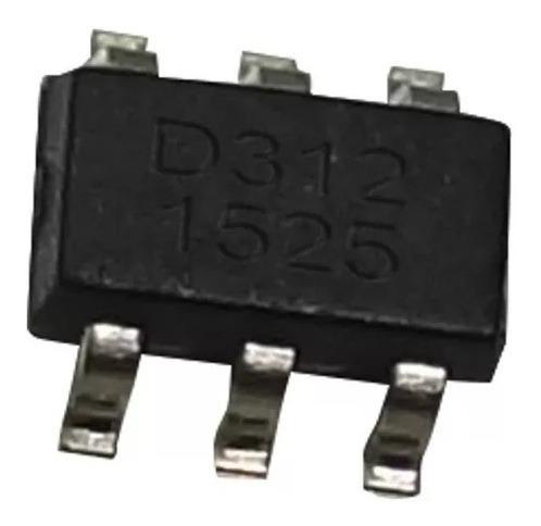 Ci D312 (reparo Usb Hp)
