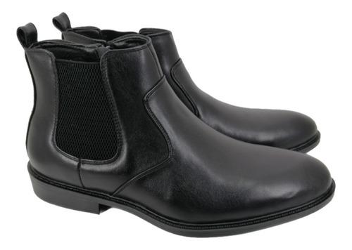 Imagen 1 de 1 de Zapatos De Hombre 2071 Negro