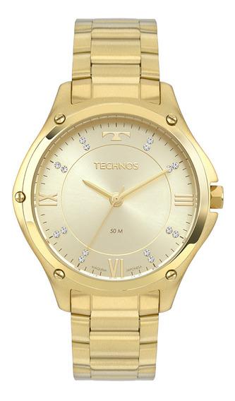 Relógio Technos Feminino Fashion 2036mle/4x