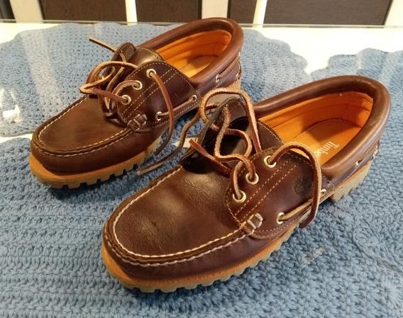Zapato Timberland Náutico Original