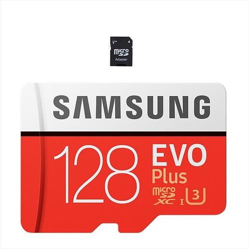Cartão De Memória 128gb Samsung Original + Brinde