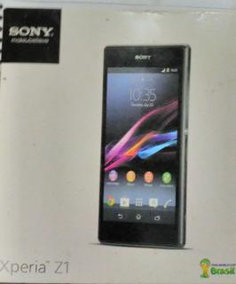 Smartphone Sony Xperia Z1 C6943 Usado