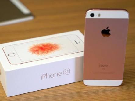 Imagem 1 de 4 de iPhone SE 16 Gb