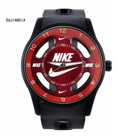 Relógio De Pulso Unissex Nike De Quartzo Analógico Original