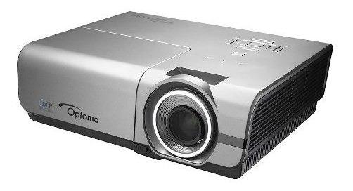 Projetor Optoma X600 6000 Ansi Lumens Full 3d Hdmi Dvi-d