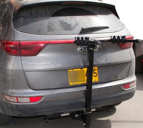 Portabicicletas Para Tiro De Arrastre 3 Bicicletas