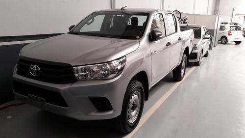 Toyota Hilux Dc Dx 4x4 2.4 Tdi  2021 0km