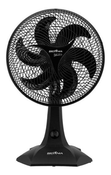 Ventilador De Mesa Britânia 30cm Protect Six 6 Pás 0330120