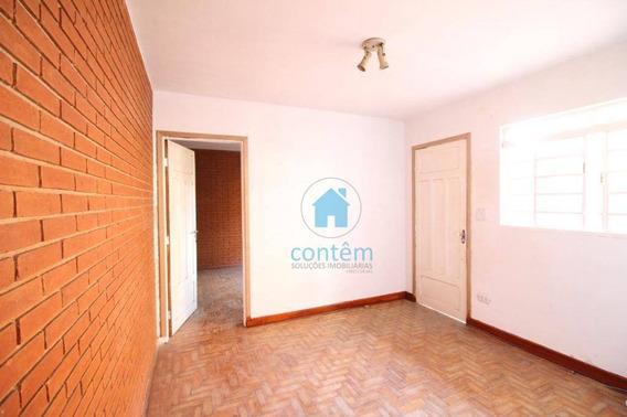 Ca0257-casa Com 1 Dormitório Para Alugar, 45 M² Por R$ 930/mês - Umuarama - Osasco/sp - Ca0257