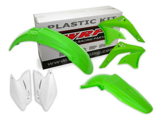 Kit Plástico Carenagem Roupa Kx 450f Kawasaki - Wrp