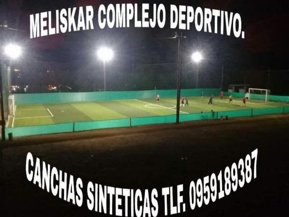 Arriendo Complejo Deportivo De Futbool $ 1.600,00