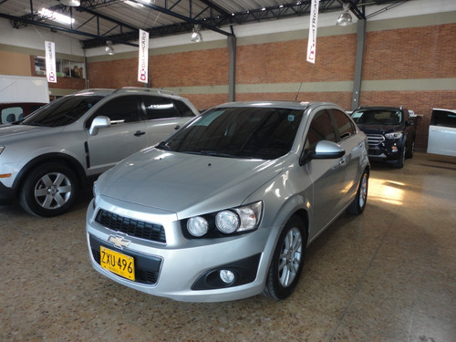Chevrolet Sonic Lt Automatico