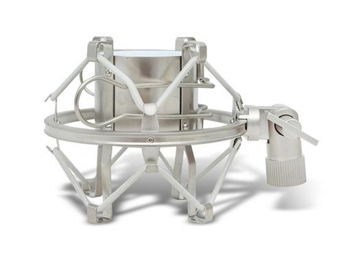 Shockmount Araña Alctron Ma001 Para Microfono Condenser 49mm