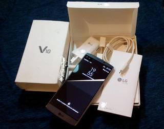 Smartphone Lg V10 64gb Dual Sim (impecável)