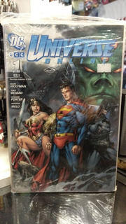 Comic: Dc Universe Online Completo 1-10