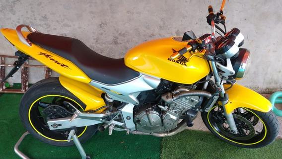 Hornet Cb600 Amarela
