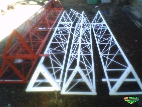 Torre Triangular 15 Metros
