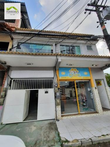Imagem 1 de 13 de Prédio A Venda No Bairro Vila Santa Cruz Em Duque De Caxias - 719-1
