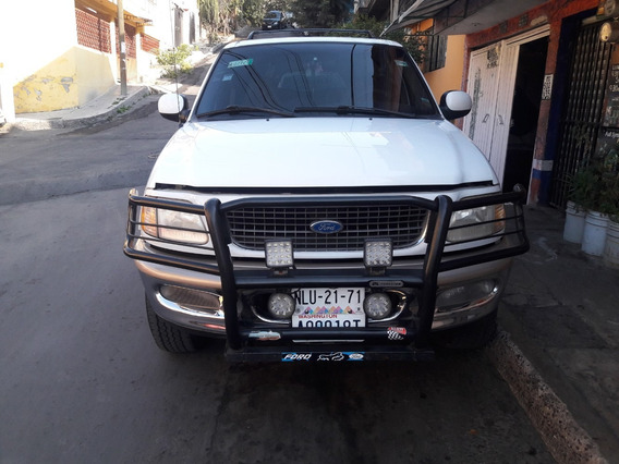 Ford Expedition Eddiebauer 4x4 Americana