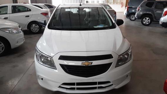 Chevrolet Onix 1.4 Joy Black Gris Plata