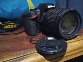 Nikon D3200 Com Lente 18-105mm