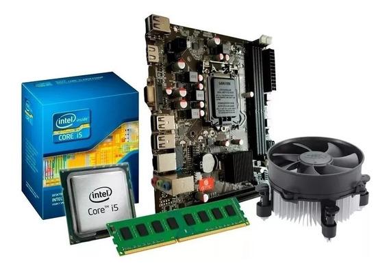 Kit Gamer I5 3470 + 8gb Ram + Placa Mãe H61
