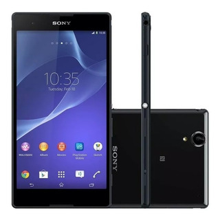 Sony Xperia T2 Ultra Dual D5322 - 13mp 8gb - Novo-vitrine