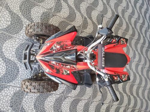 Imagem 1 de 4 de Mini Quadriciclo Gasolina Atv 2020 49cc 2 Tempos