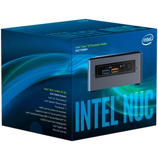 Mini Pc Intel Nuc Core I7 Wifi Hdmi Vesa Usb 3.0 Mexx
