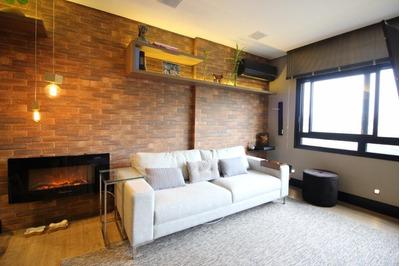 Apartamento Em Jardim Botânico, Porto Alegre/rs De 39m² 1 Quartos À Venda Por R$ 450.000,00 - Ap238654