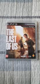 Jogo The Last Of Us Ps3 Mídia Física