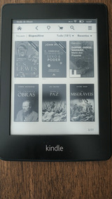 Kindle Paperwhite, 8gb 3g Usado