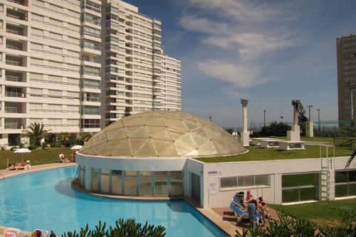 Hermoso Apartamento Frente A La Playa Mansa Parada 19