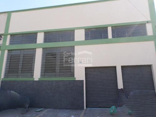 Galpão Na Vila Guilherme - Cf9497