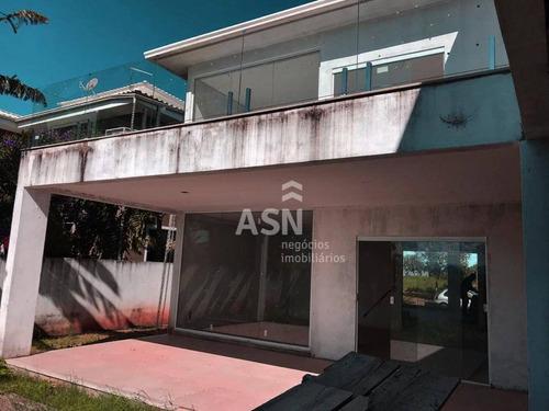 Casa Com 4 Dormitórios À Venda Por R$ 700.000,00 - Residencial Villa Do Contorno - Rio Das Ostras/rj - Ca0762