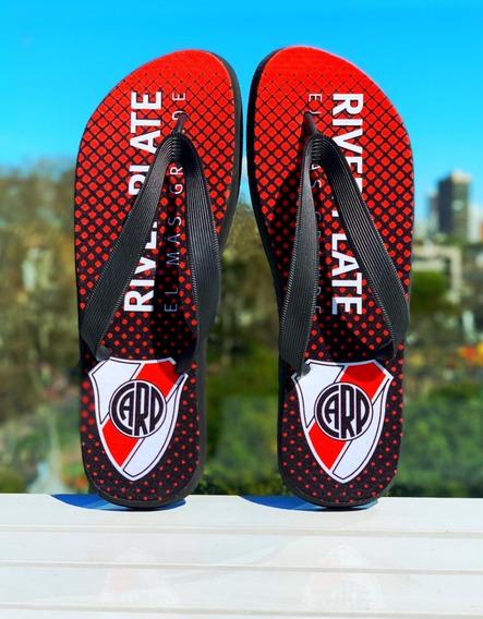 Ojotas De River Plate