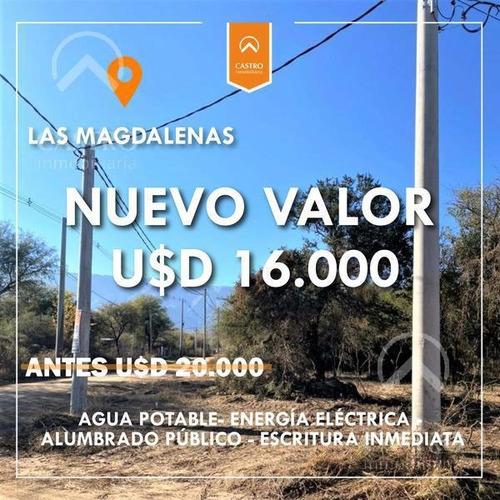 Venta Terreno Urbanización Las Magdalenas Merlo San Luis