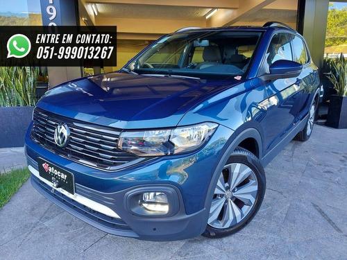 Imagem 1 de 13 de Volkswagen T-cross 1.0 200 Tsi Total Flex Comfortline