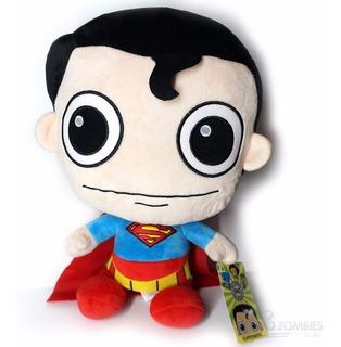Peluche Importado Superman Dc Comics Original